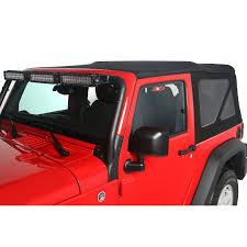 rugged ridge 13767 35 montana top black diamond 10 18 jeep