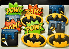 batman and robin cake and we made them