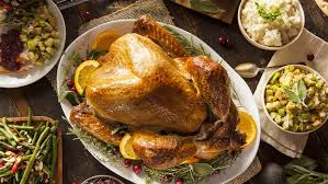 how much food should you cook for thanksgiving today