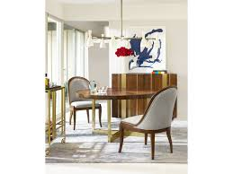 Hooker Dining Room Table by Cynthia Rowley For Hooker Furniture Dining Room Horizon Line Round