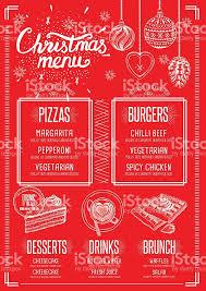 happy new year invitation christmas food menu happy new year party invitation restaurant