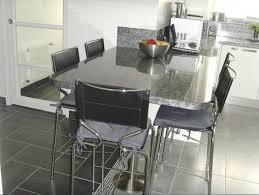 table de cuisine contemporaine table cuisine contemporaine design en ce qui concerne table de