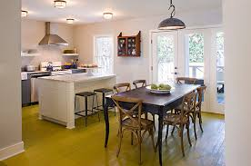 painted kitchen floor ideas 20 painted floors with modern style
