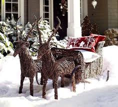 Outdoor Christmas Tree Yard Decorations by 19 Best Outdoor Christmas Tree Decor Images On Pinterest Outdoor