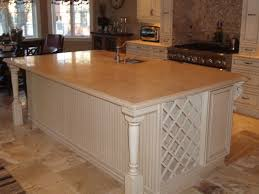 kitchen island with wine storage awesome rectangle shape kitchen island corbels featuring white