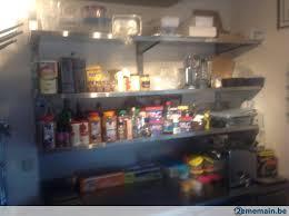cuisine professionnelle inox étagères de cuisine professionnelle inox a vendre 2ememain be