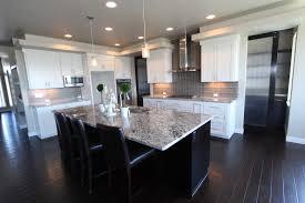 kitchen island overhang affordable custom cabinets showroom