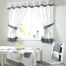 Retro Window Curtains Vintage Kitchen Curtains Uk Black White Tiers And U2013 Muarju
