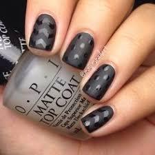 black matte nails lace nails diy nails boho nails chic nails