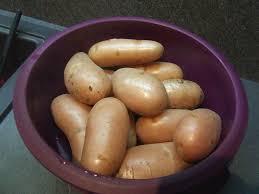 pomme de terre en robe de chambre simple les pommes de terre tupperware et moi hélène