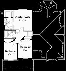Floor Plans For Sloped Lots Split Level House Plans House Plans For Sloping Lots 3 Bedroom