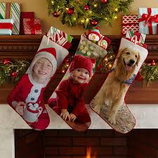 christmas personalized custom photo gifts for kids