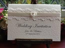 Wedding Invitations With Ribbon Ribbon And Lace Square Wedding Invitation Trendyoutlook Com