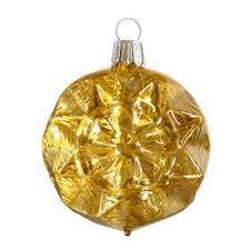 glass pear ornaments europeanmarket