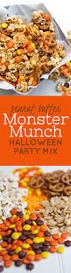 halloween sandwich bags peanut butter monster munch halloween party mix best peanut