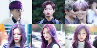 hair cl kpop poll who is your favorite kpop idol with purple hair
