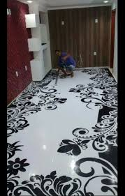 port harcourt 3d epoxy flooring practical training and business