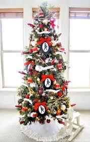 themed christmas tree home decorating interior design bath