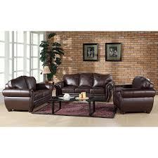 Top Grain Leather Living Room Set by Amazon Com Metro Shop Abbyson Living Richfield Premium Top Grain