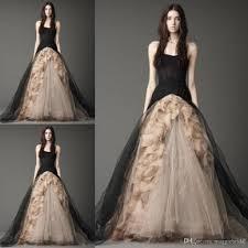 vestido de noiva 2015 victorian gothic wedding dresses with