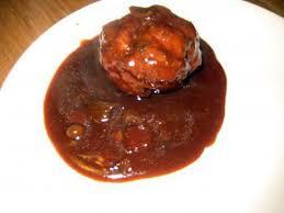 cuisiner le lapin en sauce recette de boulettes sauce lapin