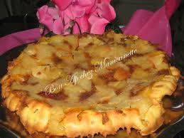 recette de cuisine belge tatin aux spéculoos et aux pommes gâteau belge cuisine belge