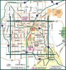 las vegas blvd map las vegas limo service area vegas limo service map rates