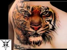 tattoo designs beautiful tiger tattoo ideas youtube