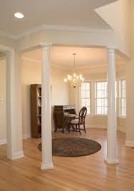 Home Design Ideas Interior Decorative Wood Columns Interior Home Design Ideas And Pictures