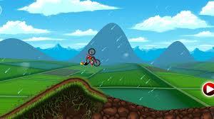 motocross bike game kid racing motocross