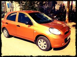 nissan micra used car in chennai buy 2010 petrol used nissan micra xl car cnd38413 in hyderabad