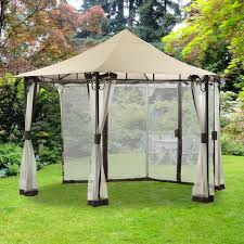 Mainstays Gazebo Replacement Parts by Garden Winds Replacement Canopy For Gazebos Sold At Walmart Or