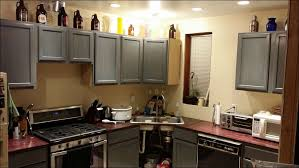 Paint Sprayer For Kitchen Cabinets by Kitchen Shocking Sealing Painted Kitchen Cabinets Photo