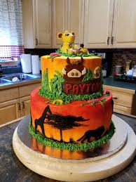 lion king themed baby shower lion king baby shower cake cakecentral
