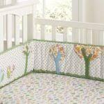 kids in danger crib bumper pads