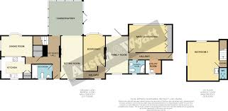 Coach House Floor Plans by 3 Bedroom Detached House For Sale In The Old Coach House Goose