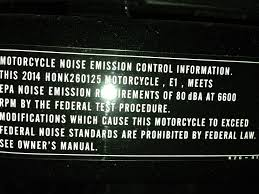 dmv motorcycle manual calif grom riders who are thinking of after market pipes read