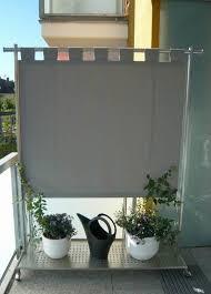 balkon regenschutz die besten 25 markise balkon ideen auf markise für