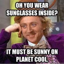 Sunglass Meme - sunglass wankers sunglasswankers twitter