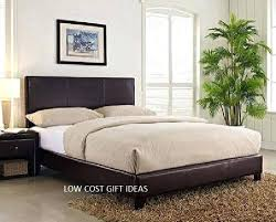 King Bed Leather Headboard by Faux Leather Headboards For King Size Beds U2013 Skypons Co
