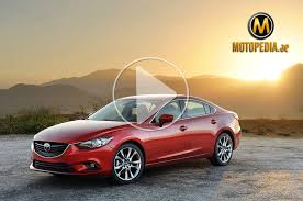mazda parent company 2014 mazda 6 review تجربة مازدا 6 dubai uae car review by
