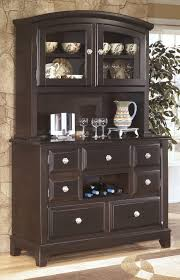 Small Hutch For Dining Room Dining Room Buffet Server Table With Wine Buffet Furniture Also