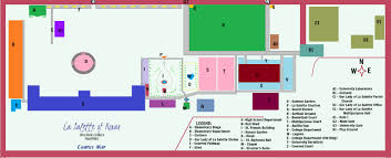 Marian University Map La Salette Of Roxas College Wikipedia