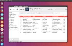 6 best linux music players that every user must try 2017 edition