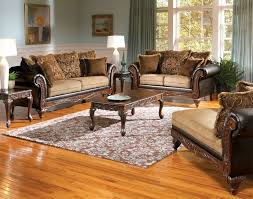 Fabric And Leather Sofa Sets 2 Pc Serta Upholstery