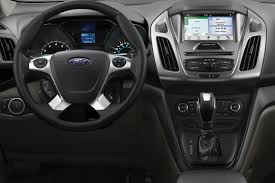 Ford Escape Dashboard - 2017 ford transit connect passenger van wagon best in class 7
