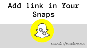 how to add links on snaps in snapchat latest update youtube