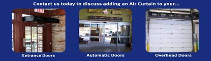 Overhead Door Curtains Air Curtains New Installation And Service Repair In Detroit