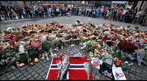 masacre en noruega