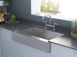 Kitchen Sinks Stainless Steel Standard Plumbing Supply Product Kohler K 3943 Na Vault